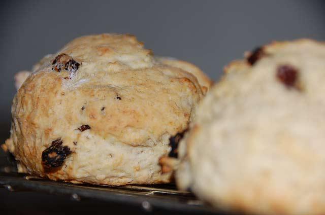 fruit-scones-cooling