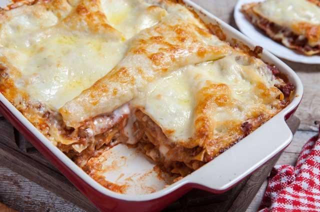 Lasagna Recipe Easy Recipe For Supper Penny S Recipes