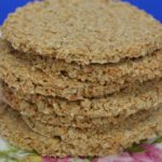 oatcakes on top of one another