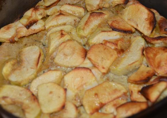 Whole-apple-clafoutis