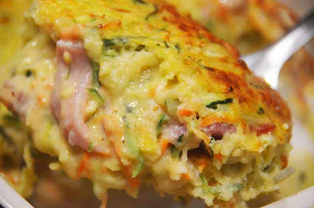 piece -courgette-slice