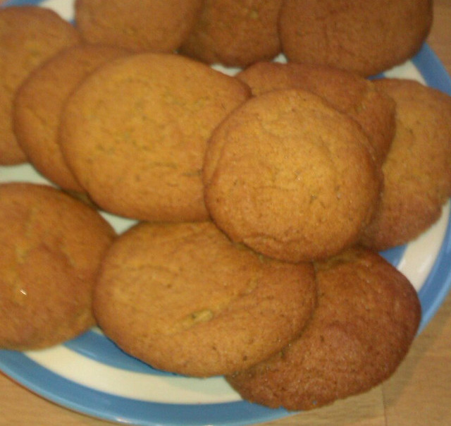 Ginger Biscuits Well Loved Recipe Penny S Recipes