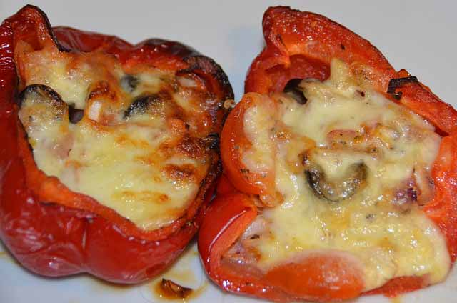 two-pepper-halves-with-cheese